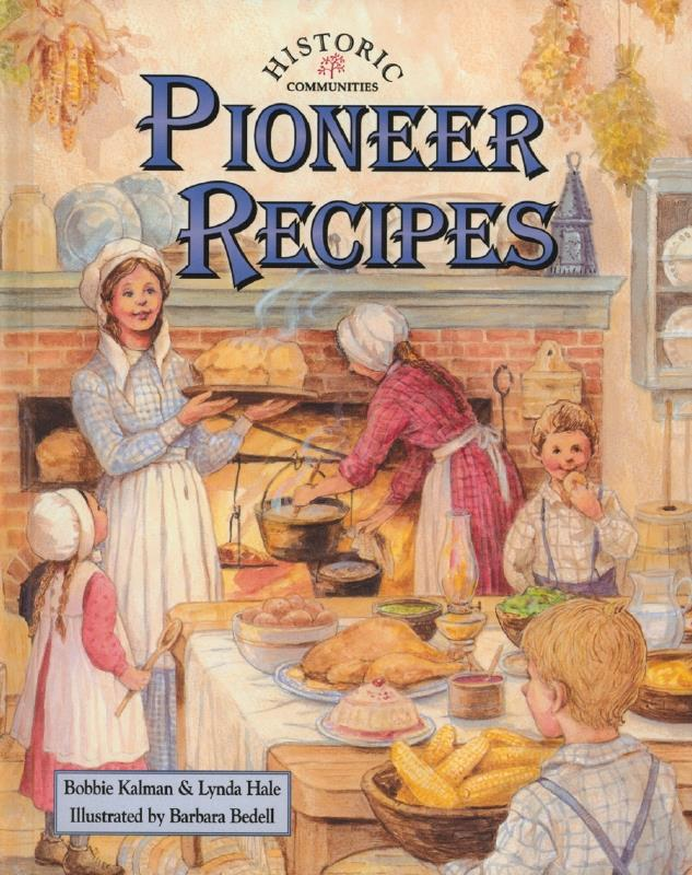 cover of the book Pioneer Recipes