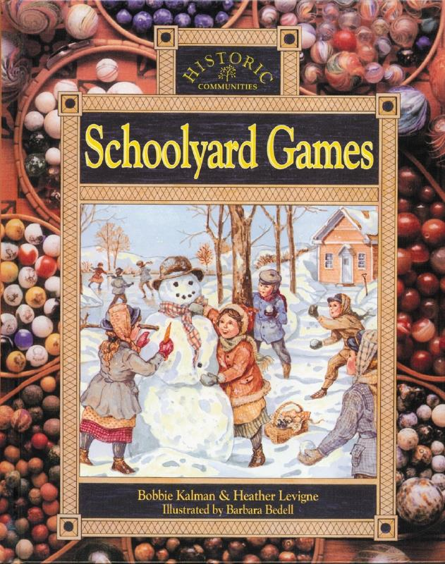 cover of the book Schoolyard Games